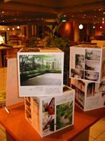 ただいま開催中! 『OZONE Eco Style Housing 2009』 「greening house 緑化住宅と緑化システム展」